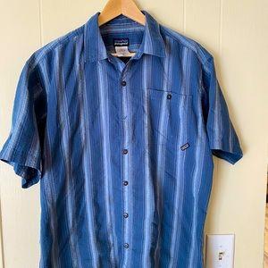 Patagonia shirt sleeve shirt